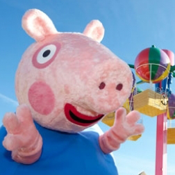 Peppa Pig World is great for days out with kids