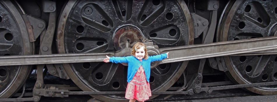 Ride the Watercress Line for fun days out with kids