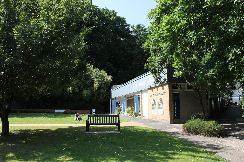 John Hansard Gallery exterior